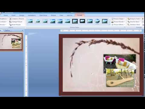 How To Make Cards Using Powerpoint