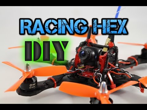 How to build a RACING HEX. WARNING: seriously fast