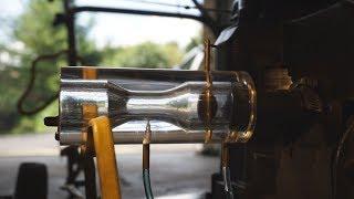 Glass Carburetor Running a Briggs & Stratton Engine + How Does a Carburetor Work?