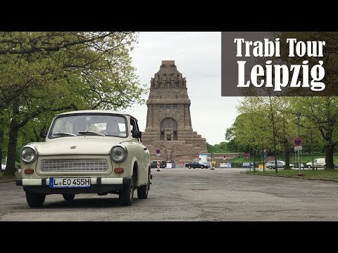 Trabi Tour of Leipzig - See Leipzig by Trabant in Traditional GDR Style