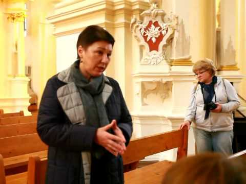 Софийский собор г.Полоцк (органная музыка)