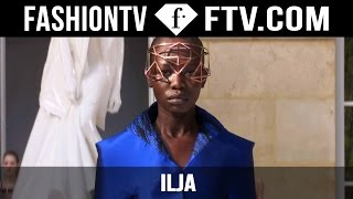 ILJA | Paris Haute Couture Fall/Winter 2015/16 | FashionTV