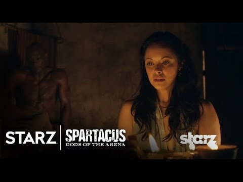 Spartacus: Gods of the Arena  Episode 5 : The Weight of Secrets  STARZ