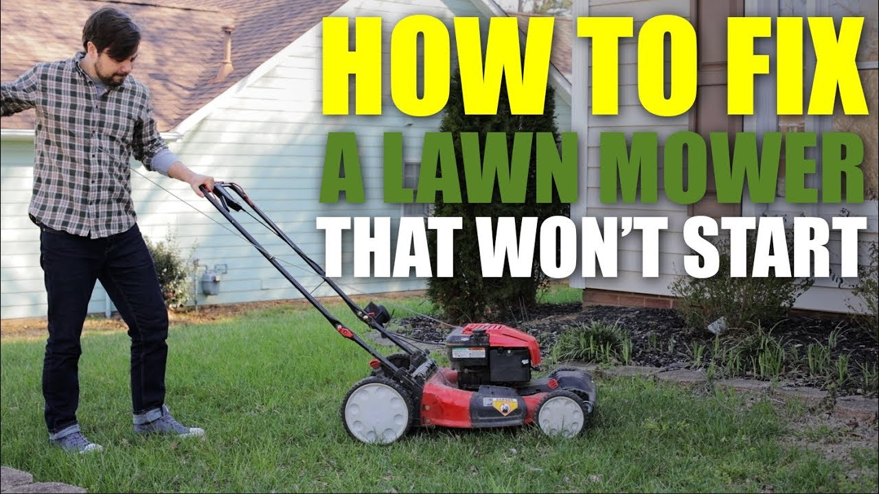 How to fix a bad lawn in spring