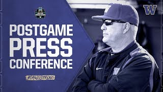 Baseball: CWS Postgame Press Conference (Oregon State)
