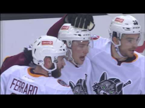 Game Highlights Oct. 15 Chicago Wolves vs. Grand Rapids