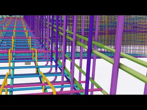 Arauco Grayling Particleboard Plant - 2018 North American BIM Awards