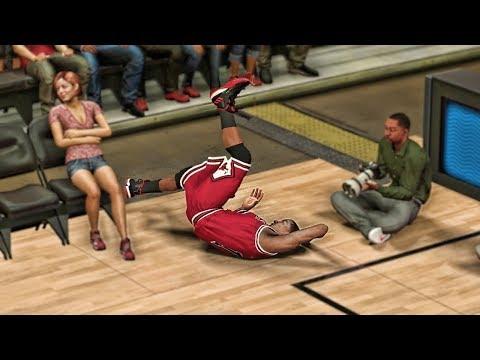 Scary Fall.... NBA 2K19 Derrick Rose My Career Ep. 15