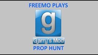 Freemo plays Prop Hunt #6 (Gay porn!)
