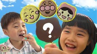 アンパンマン ペロペロチョコ クイズ!! Anpanman Lollipop Chocolates Quiz thumbnail