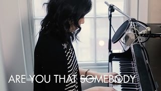 Are You That Somebody - Aaliyah ft. Timbaland  - Jen Kwok *69 Cover