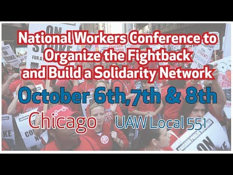 Organizers and Activists Gather in Chicago to Launch a New Network
