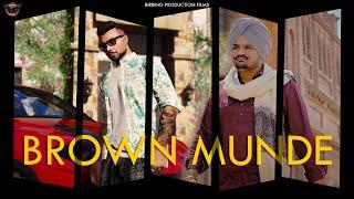 BROWN MUNDE : AP Dhillon || Sidhu Moosewala || Punjabi GTA Video 2020 || Birring Productions