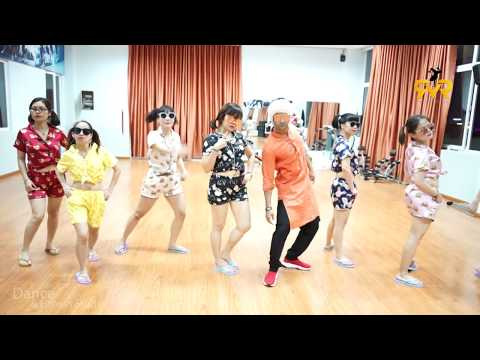 MÌNH CƯỚI NHAU ĐI HD | Dance Video | HUYNH JAMES X BJNBOYS || EASY STEP | FUNNY DANCE VIETNAM | VISH