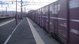 EH200‐14 上越線貨物6087ㇾ 新座タ~新潟タ 新前橋駅通過