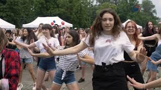 20190608 Korea Festival in Poland - K-POP Flashmob