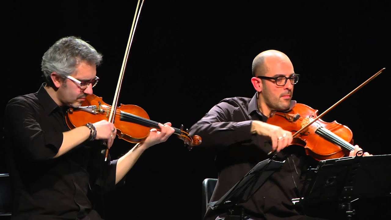 Libertango - Astor Piazzolla - Archimia - string quartet - quartetto d'archi