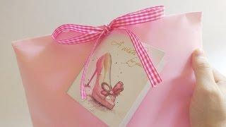 Bath Gift Set - Pink Gift Set