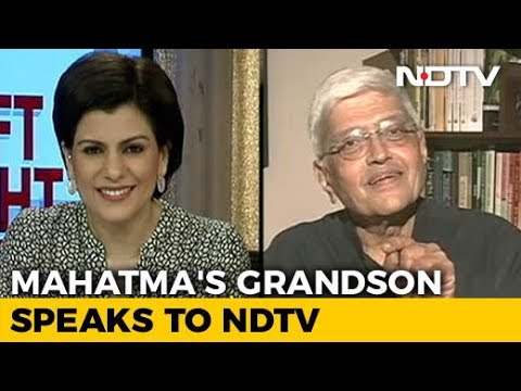 Gopalkrishna Gandhi On India At 70
