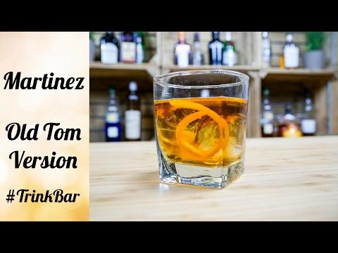 Martinez (Old Tom Gin Version) - Cocktail - Rezept - TrinkBar