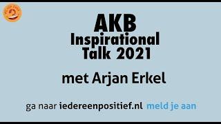 Online lezing Arjan Erkel
