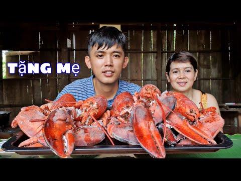 Sang Vlog Mua 5 Con Tôm Hùm Alaska Tặng Quà Cho Mẹ