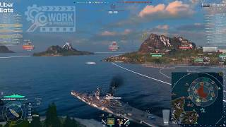 World of Warships - Most OP ship in the game?