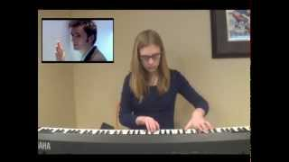 """Doomsday"" Doctor Who- A Piano Cover by Erin Flat Fingers"