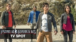 "Power Rangers (2017 Movie) Official TV Spot – ""They're Back"""