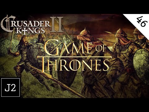 Crusader Kings 2 Game Of Thrones Mod Campaign Gameplay - Balon's Greed - Part 46