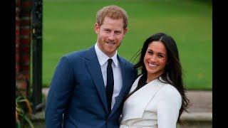 Prinz Harry & Meghan Markle Ist schon ein Baby unterwegs?