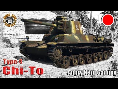 "War Thunder: Type 4 ""Chi-To"", Japanese, Tier-3, Medium Tank"