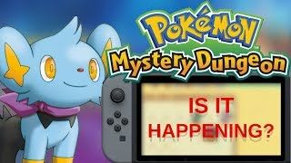 Pokemon Mystery Dungeon on Nintendo Switch? - Is It Happening?