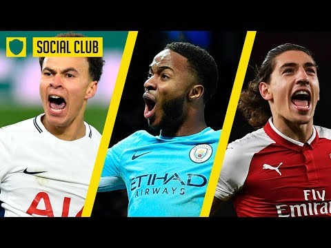 PREMIER LEAGUE UNDER 23s BEST XI | SOCIAL CLUB