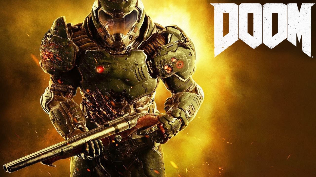 Doom Multiplayer ALL DEMONS Gameplay + Best Guns!
