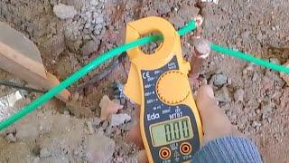 Aterramento Só Com Alicate Amperimetro Pode?
