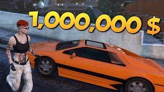 GTA ONLINE - КУПИЛИ СУПЕР ARDENT ЗА 1000000$ #327