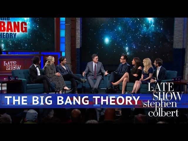 The Big Bang Theory Cast Answer Each Others Questions