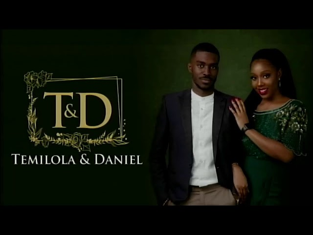 TEMILOLA AND DANIEL WEDDING (CHURCH SERVICE)