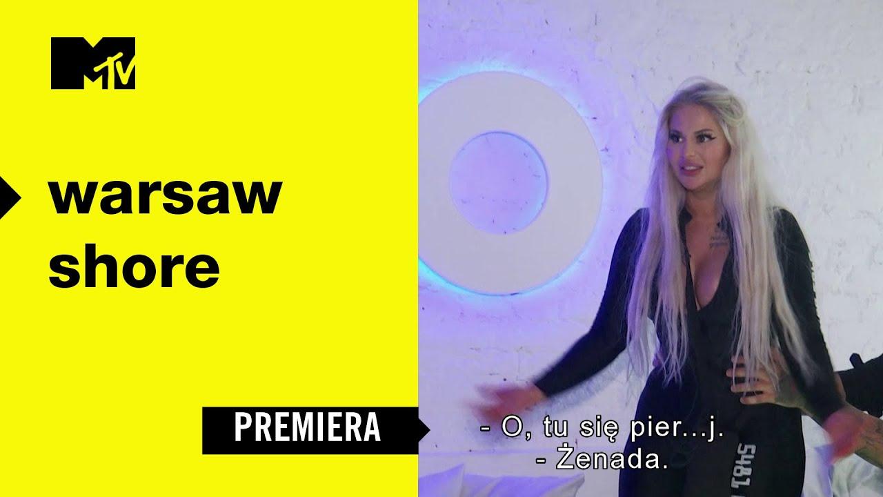 Ewelona i Ewa przeciwko sobie   Warsaw Shore