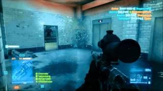 Battlefield 3 - Graphics test (ATI HD 5450)