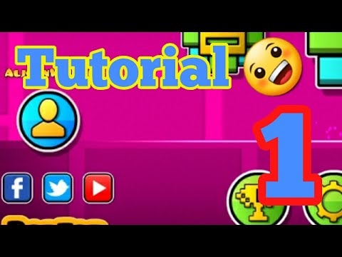 HOW TO REGISTER/LOGIN TO GEOMETRY DASH?! (Geometry Dash Mobile Toturial)