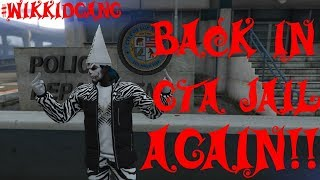 GTA5 Online: Bad Sport Blues! Back in GTA Jail