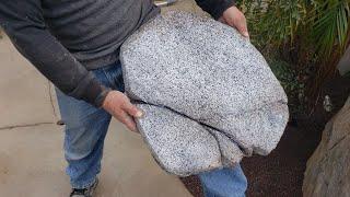 Como hacer adoquines decorativos con cemento