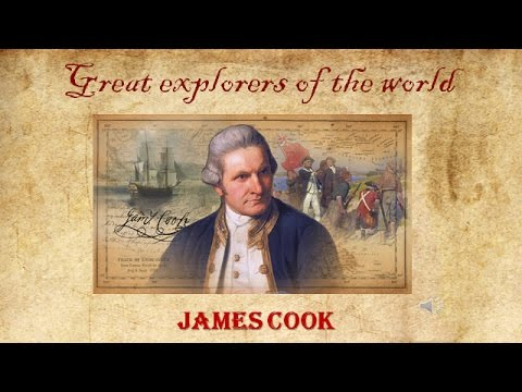 James Cook - the biography of a world explorer