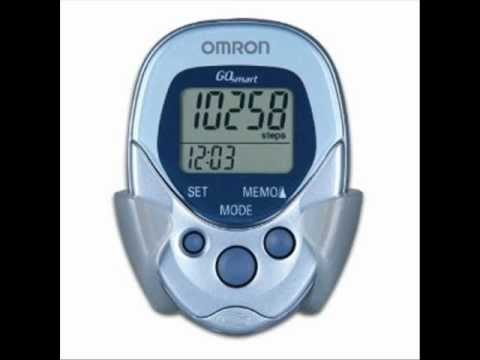 Omron HJ 112 Digital Pocket Pedometer Review
