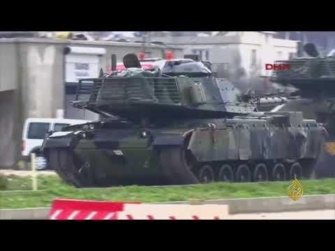 تركيا تؤكد بدء عملية عفرين بالقصف المدفعي  - نشر قبل 2 ساعة