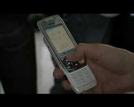 Nokia E66 & E71 World's Premiere London