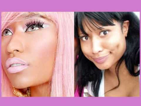 Nicki Minaj With No Make Up Would You Recognize Her In