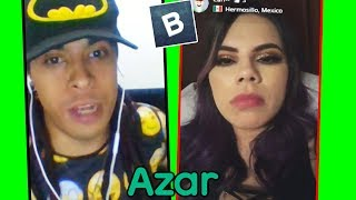 ME ENCONTRÉ A Lizbeth Rodriguez EN AZAR